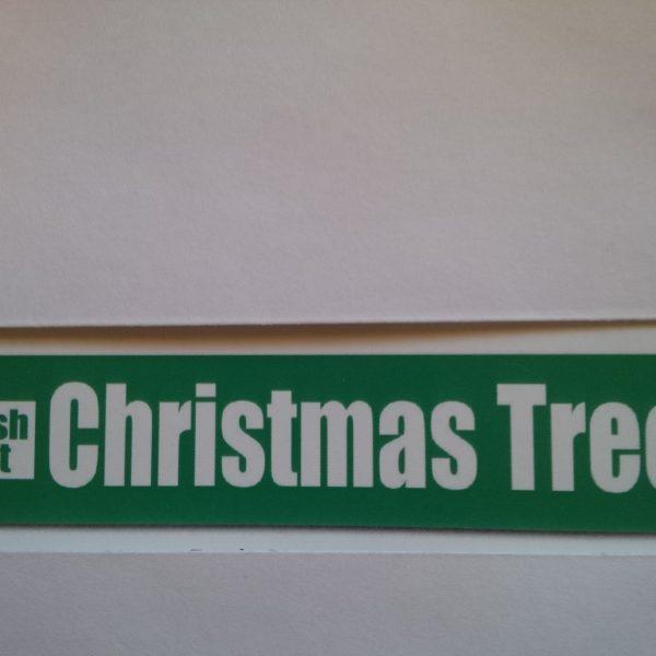 fresh cut banner