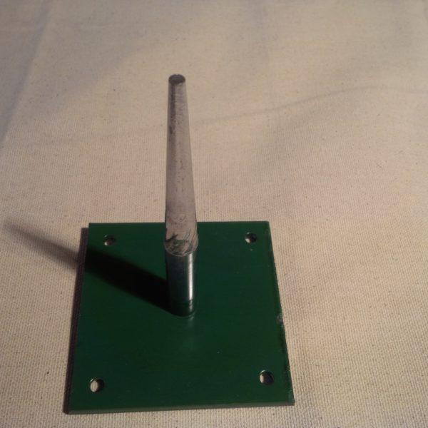 half inch ground plate